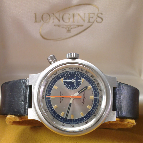 Lot 59 in Fellows upcoming auction of Replica Watches (28th November) is a stainless steel automatic gentleman's Longines Conquest wrist replica watch (estimate £240 - £340)