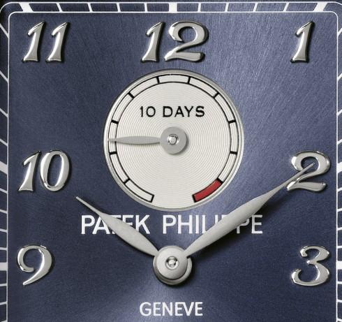 Patek Philippe 10 Day Tourbillon Ref. 5101G