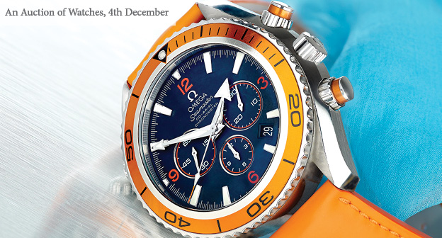 Best Swiss Omega Seamaster Planet Ocean Chronograph Watches