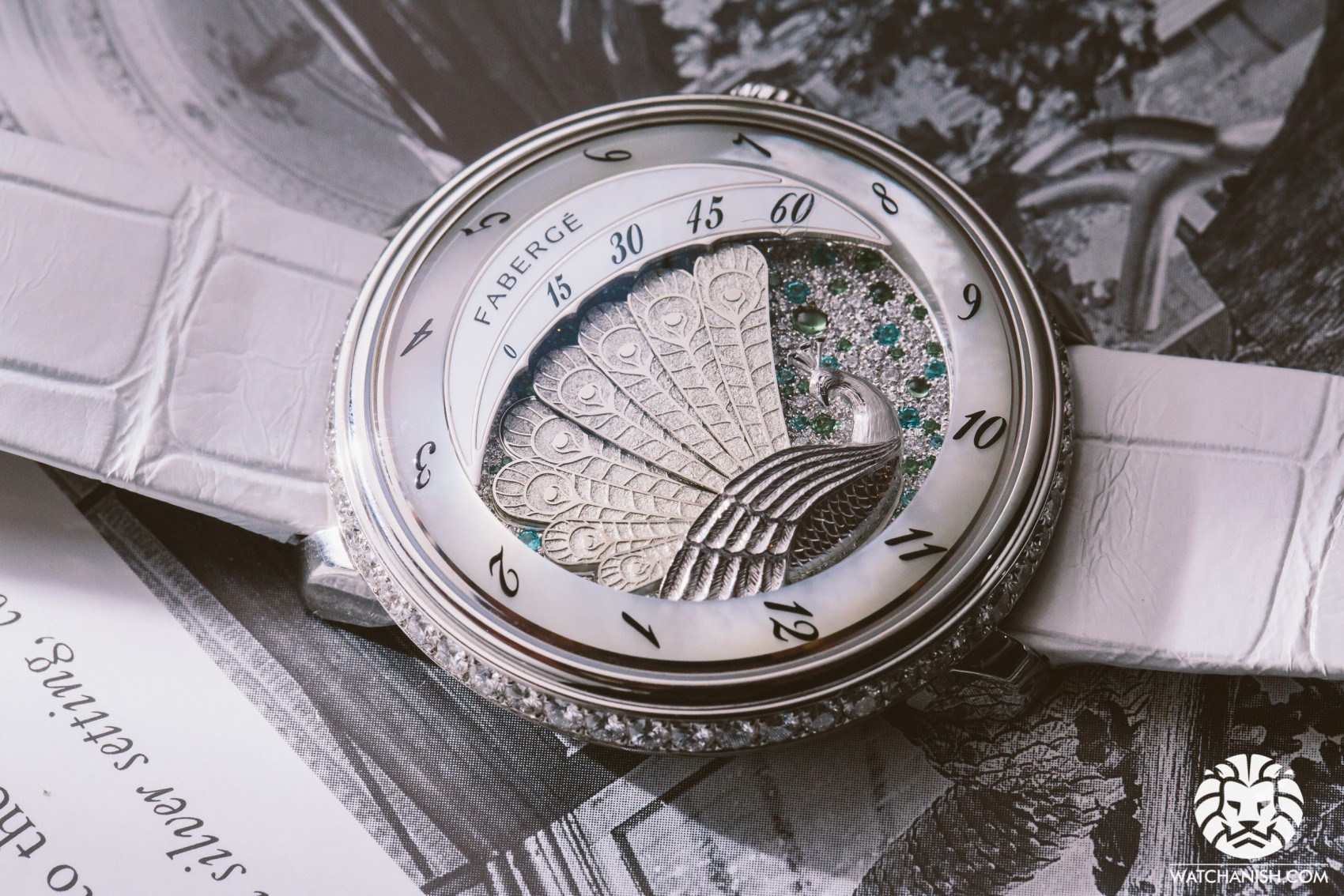 BaselWorld 2015 Best Quality Ladies' Faberge watch Replica
