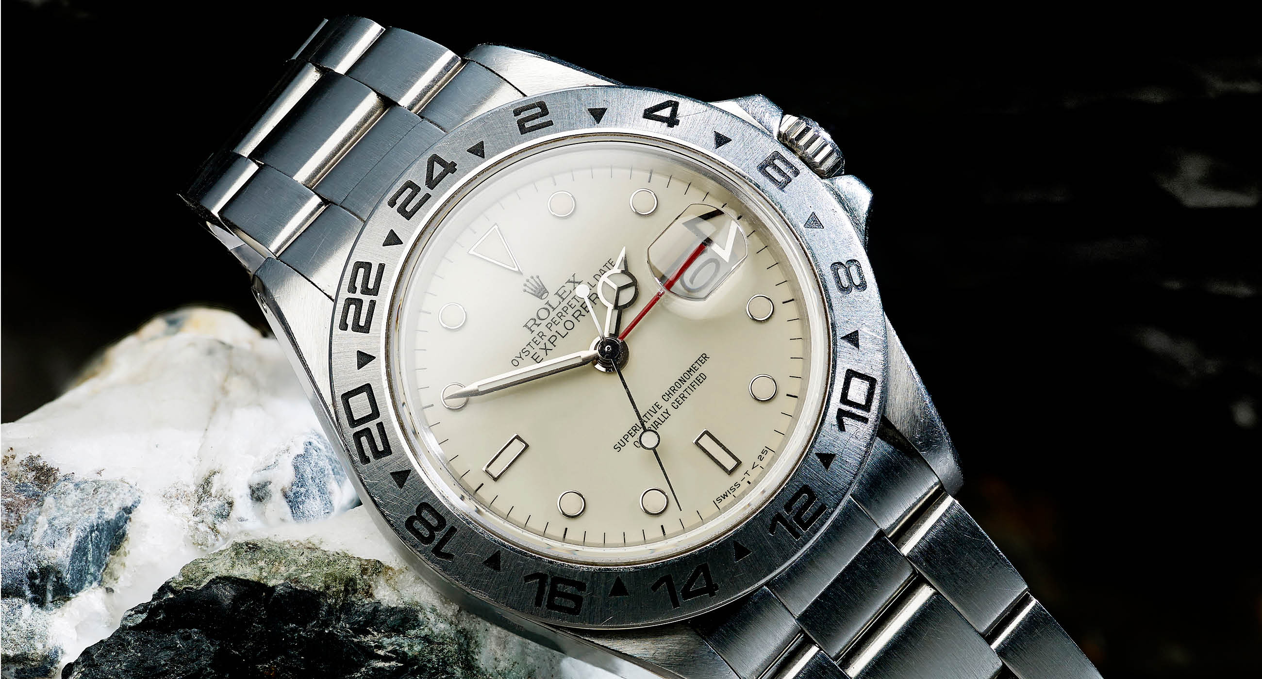 Take A Look At the Swiss Made Luxury Rolex Explorer Replica Watches