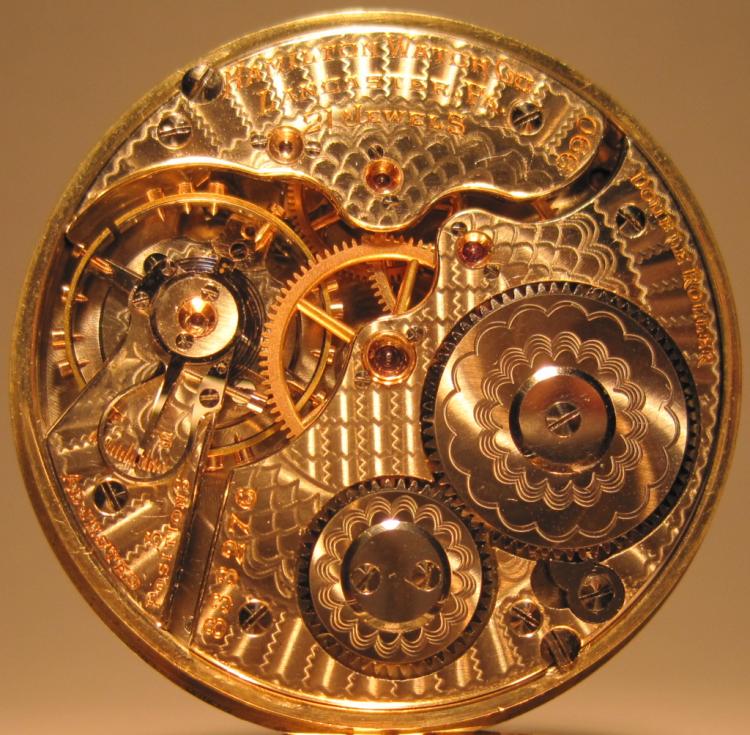 American Replica Watch – Hamilton