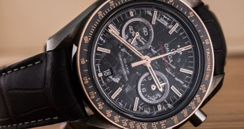 The Celestial Satellite Meteorite And Omega Speedmaster Grey Side Replica Watches