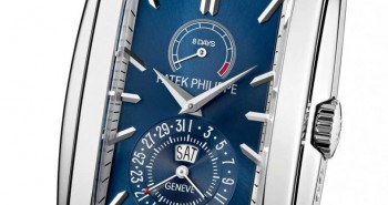 The Perfect Patek Philippe Gondolo 8 Days Day & Date Indication Fake Watch For Men Ref.5200G-001