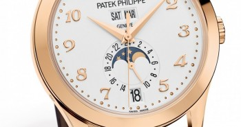 2016 New Patek Philippe Complications Annual Calendar Moon Phase Copy Watch Ref.5396R