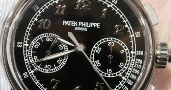 Interview with Patek Philippe 5370P Grand Complications Split-Seconds Chronograph Copy Watch
