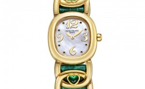 Reviewing The Charming Ladies' Yellow Gold Patek Philippe Golden Ellipse Fake Watch