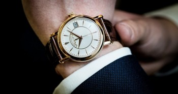 Gorgeous Rose Gold Patek Philippe Calatrava Copy Watch For Men 5153R-001