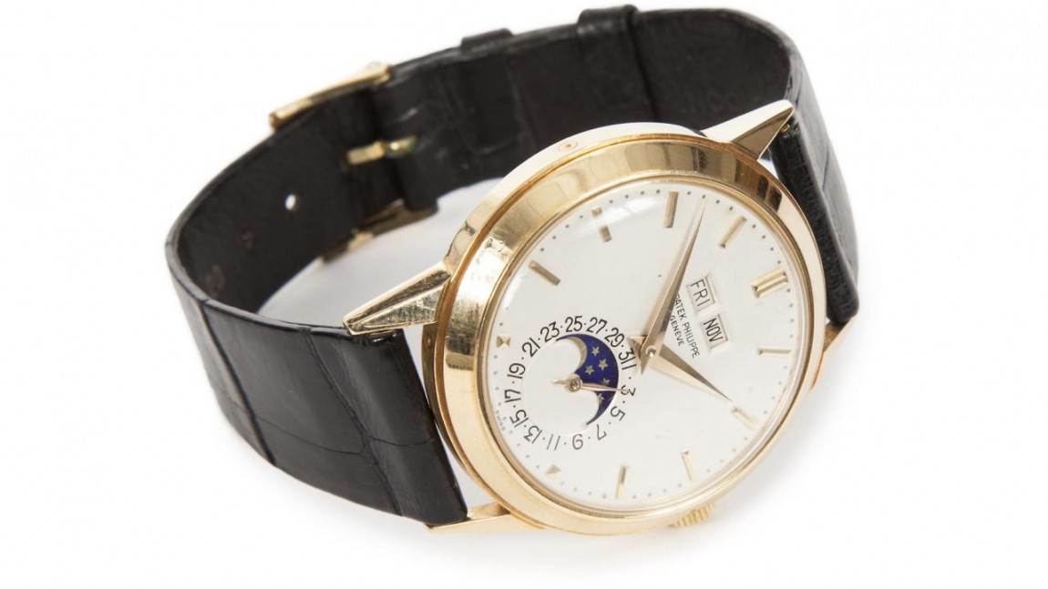 Patek philippe supercomplication watch