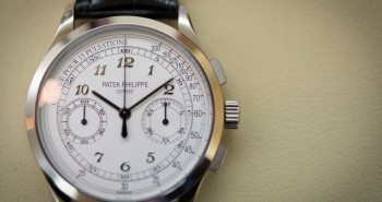 First Look At The The Replica Patek Philippe Complications Chronograph 5170G Watch