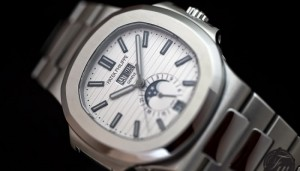 Best Quality Patek Philippe Nautilus Annual Calendar Moon Phase Replica Watch Ref.5726/1A-010
