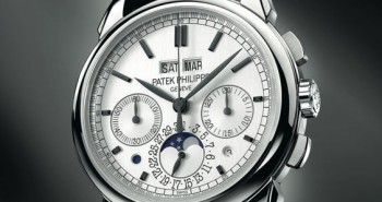 The Ultra-thin Steel Patek Philippe Perpetual Calendar Replica Moon Phase Watch Ref. 5140
