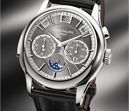Steel Patek Philippe 5208 Replica Minute Repeater Monopusher Chronograph Perpetual Calendar Watch