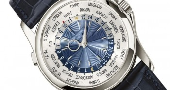 Promotion: The Famous Steel Patek Philippe World Time Replica Watch Ref. 5130P