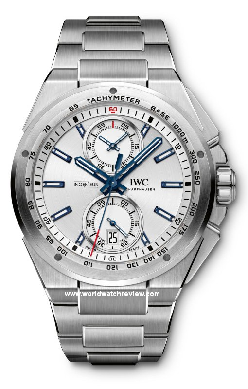 IWC Ingenieur Racer Automatic Chronograph watch