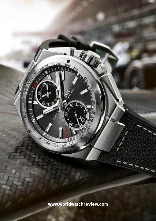 IWC Ingenieur Racer Automatic Chronograph watch replica