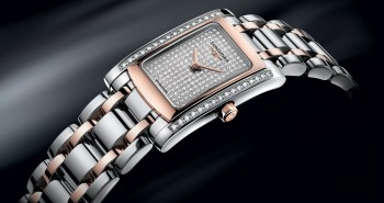 Reviweing The Outstanding Rose Gold and White Gold Longines DolceVita Ladies Watch Replica
