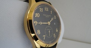 Reviewing The Yellow Gold Patek Philippe Calatrava Small Seconds Watch Replica