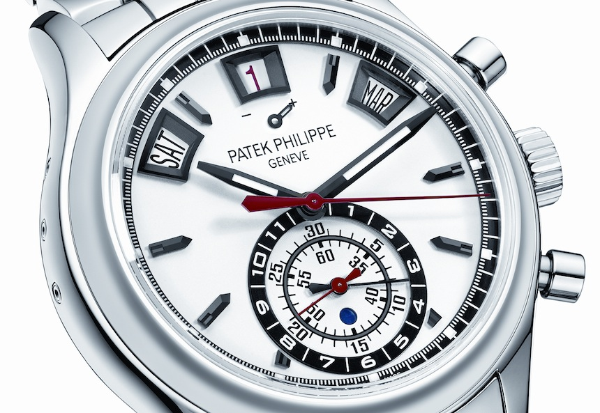 Patek Philippe 5960/1A Annual Calendar Chronograph watch