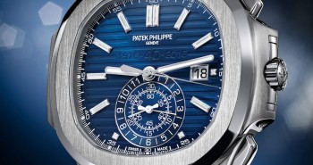Reivewing The Blue Dial Patek Philippe Ref. 3700 Nautilus 40th Anniversary Copy Watch
