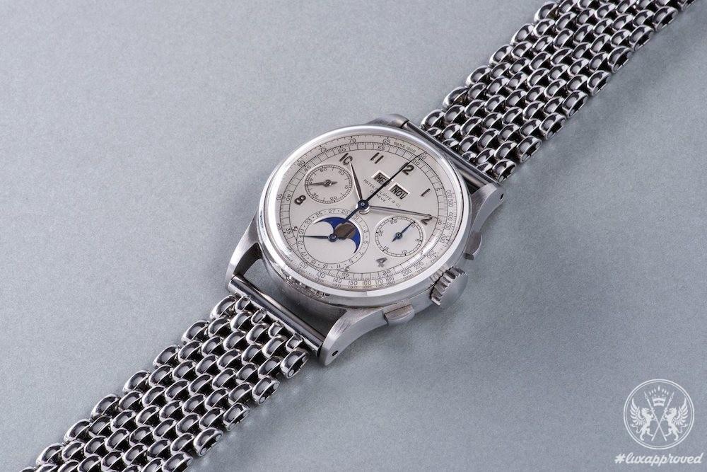 Patek Philippe Ref. 1518 replica watch