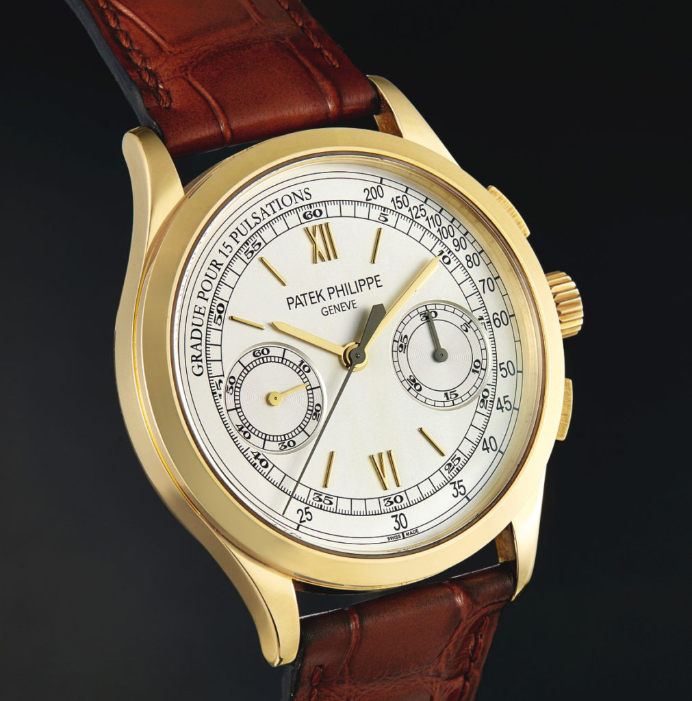 Patek Philippe Chronograph Ref. 5170J replica watch