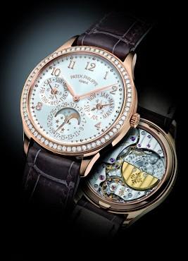 Patek Philippe Ladies First Perpetual Calendar Ref. 7140 watch replica