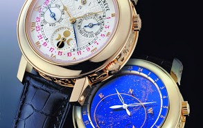 Buy Best Quality Patek Philippe Sky Moon Tourbillon 5002P Replica Watch