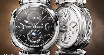 Speaking With The Swiss Patek Philippe Grandmaster Chime ref. 6300 Copy Watch