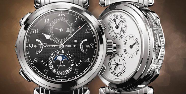Speaking With The Swiss Patek Philippe Grandmaster Chime ref. 6300 Copy Watch