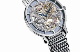 Buy Best Quality Ultra-thin Patek Philippe Skeletonized Replica Watch For Men Ref. 5180/1