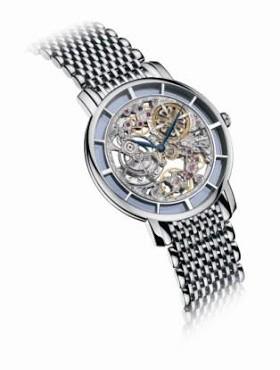 Ultra-thin Patek Philippe Skeletonized watch replica