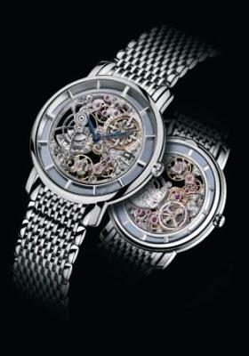 Patek Philippe Skeletonized replica watch Ref. 5180/1