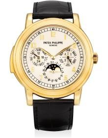 Patek Philippe small seconds 5470 replica watch