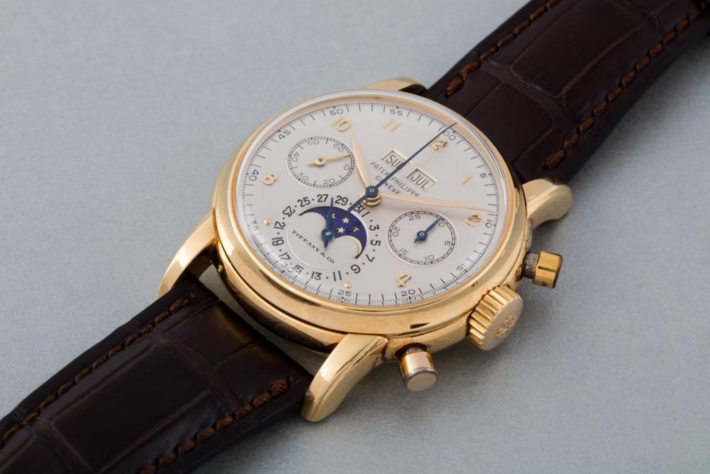 Patek Philippe perpetual calendar chronograph replica
