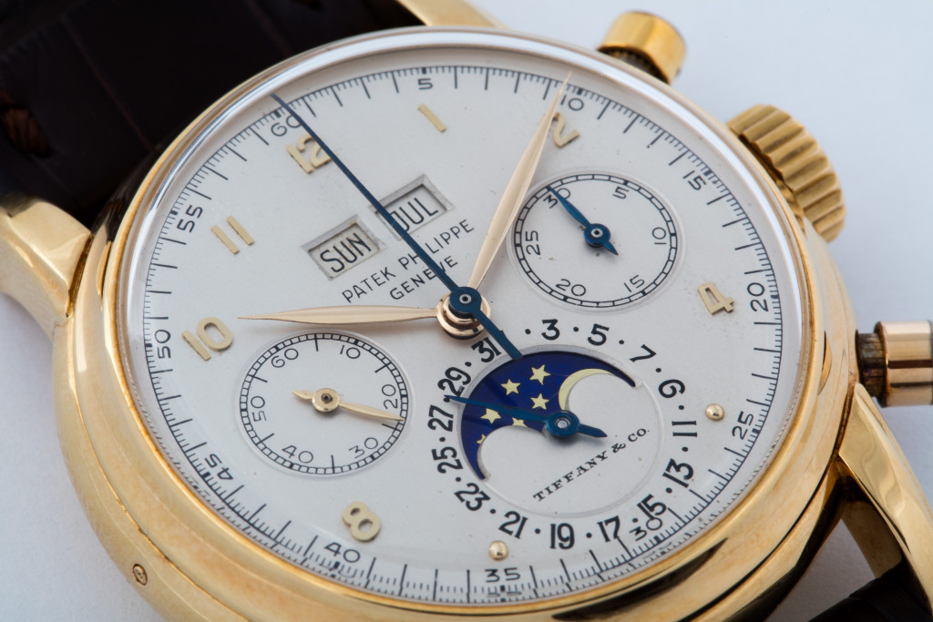 Patek Philippe perpetual calendar chronograph copy watches
