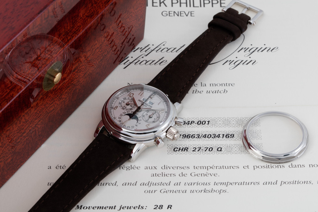 Patek Phillipe Perpetual Calendar Split-Second Chronograph replica watch