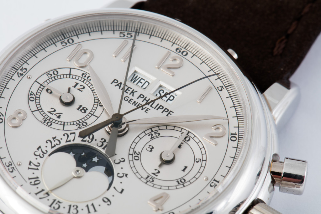 Patek Philippe Grand Complications Perpetual Calendar Split-Second  5004P-021 copy watch