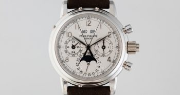 Grand Complications Patek Philippe Perpetual Calendar Split-Second Chronograph Replica Watch Ref.5004P