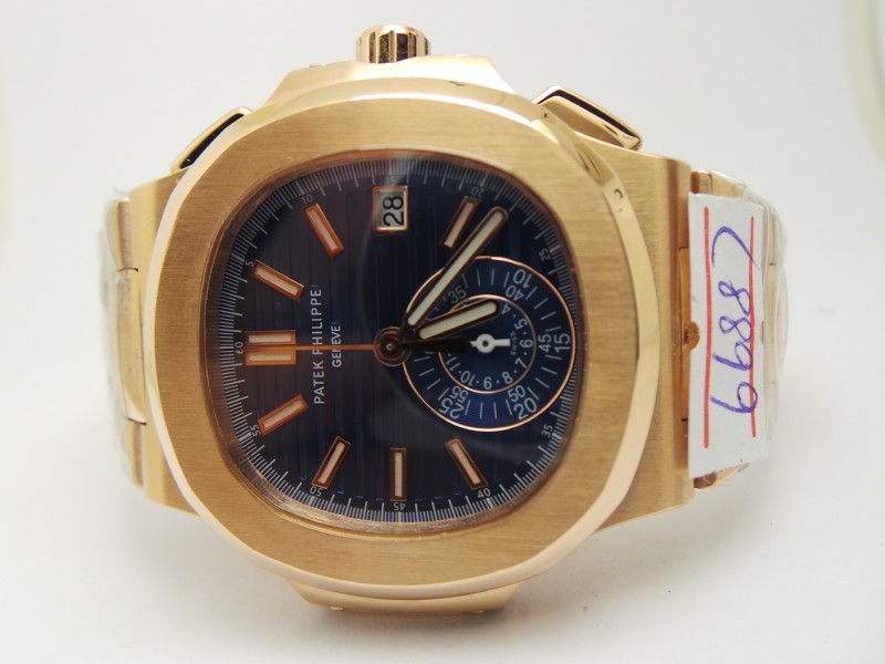 Patek Philippe Nautilus chronograph copy watch