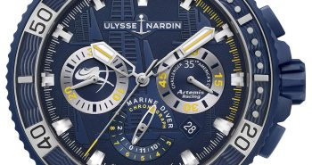Who Sells The Best Ulysse Nardin Diver Chronograph Artemis Racing Watch Replica Expensive