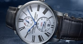 Top Quality Ulysse Nardin Marine Torpilleur Watch Replica Watches Free Shipping