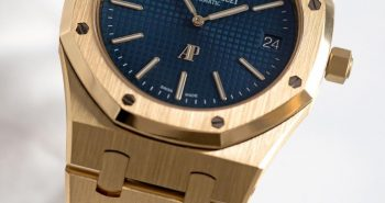 Best Quality Hands-On with the Audemars Piguet Royal Oak Extra-Thin in Yellow Gold Perfect Clone Online Shopping