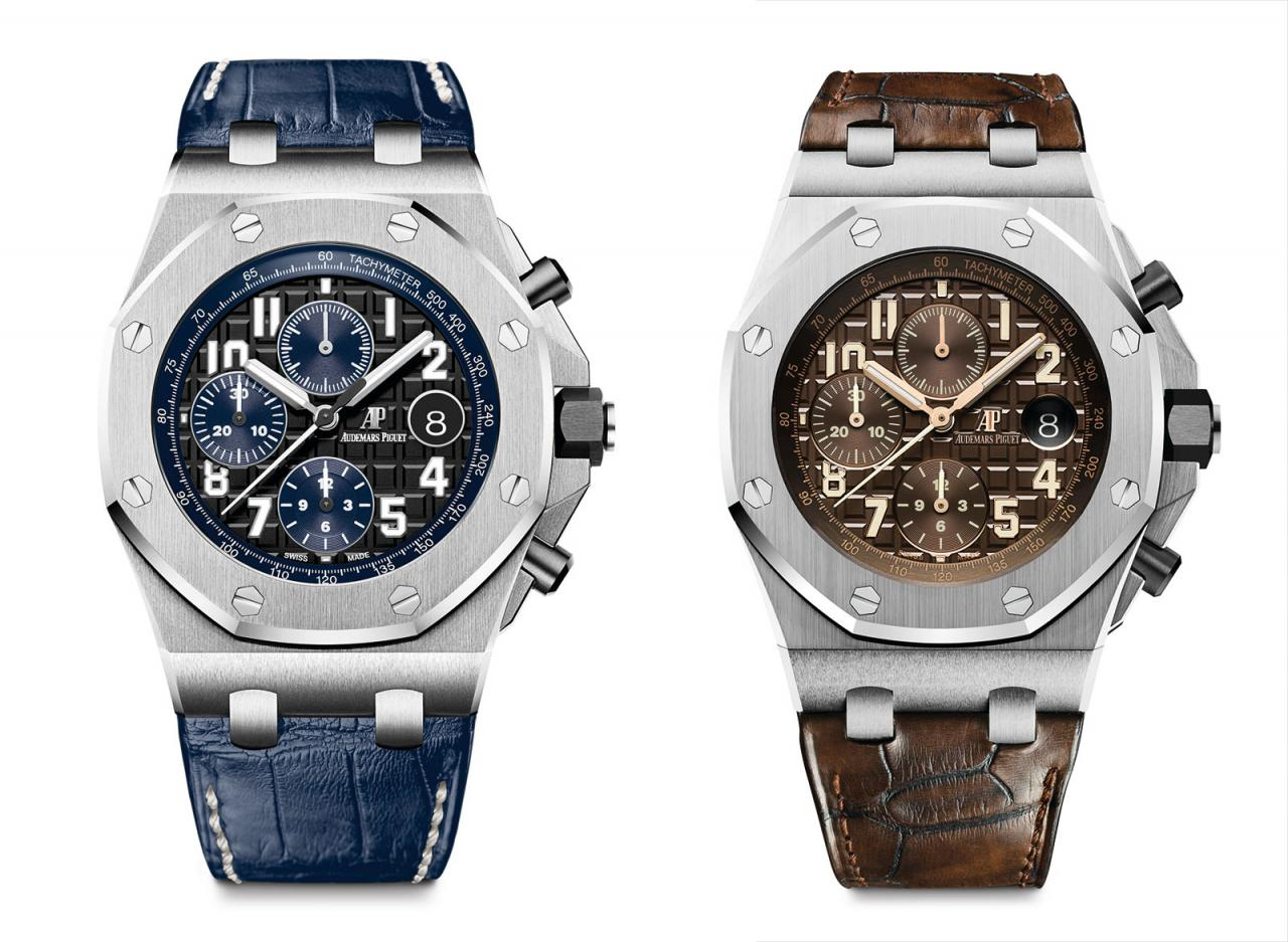 Audemars Piguet Royal Oak Offshore 2017 steel