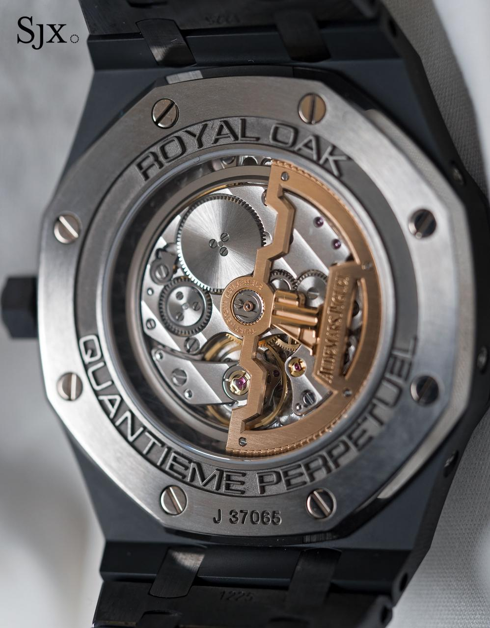 Audemars Piguet Royal Oak Perpetual Calendar Black Ceramic 04