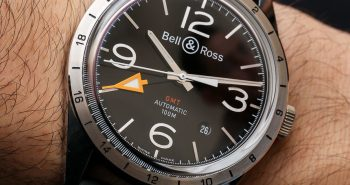Bell & Ross BR 123 GMT 24H Watch Hands-On Replica Watches Buy Online