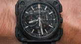 Bell & Ross BR-X1 Carbone Forgé Watch Hands-On Replica Expensive