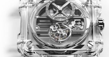 Bell & Ross BR-X1 Skeleton Tourbillon Sapphire Watch Replica For Sale