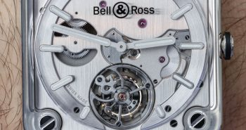 Bell & Ross BR X2 Tourbillon Micro-Rotor Automatic Watch Hands-On Eta Movement Replica Watches