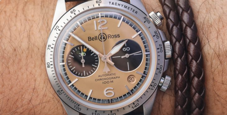 Bell & Ross Vintage V1-92 & V2-94 Bellytanker Watches Hands-On Swiss Movement Replica Watches